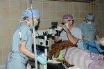 zabieg, operacja okulistyczna