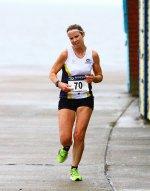 biegająca kobieta