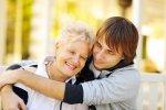 babcia z wnczkiem